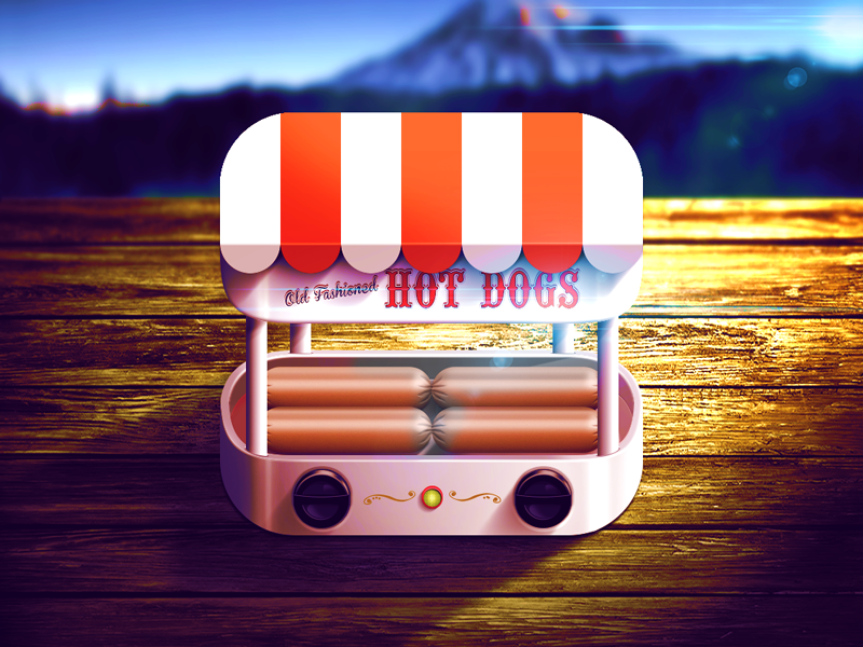 electrics-old-fashioned-hot-dogs-icon