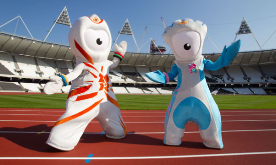 london olympics 2012 550x329 London 2012 Olympics: What Entrepreneurs Can Learn From The Games!