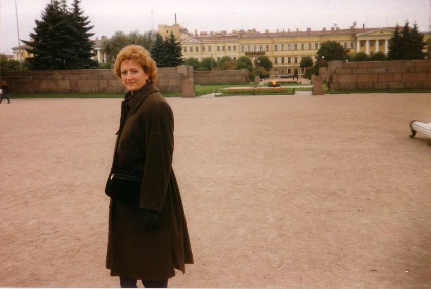 San Petersburgo. 30 septiembre 1995