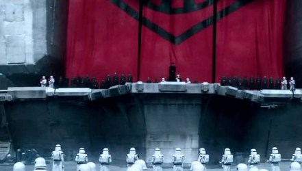 First Order General Bern Collaco Star Wars The Force Awakens