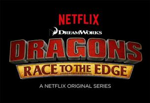 Dragons Race to the Edge Logo