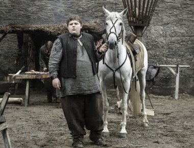 Young Hodor Game of Thrones