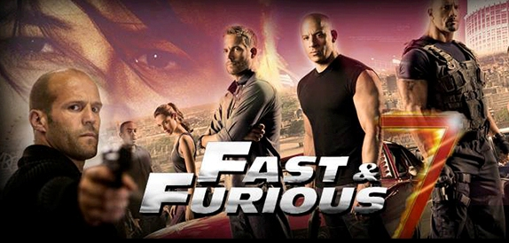 Fast and furious 2015
