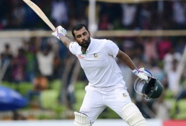 Bangladesh made 273 without loss on 4th day in Khulna Test match