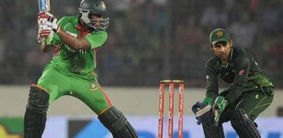 Bangladesh v Pakistan Asia Cup, 8th Match  Mar 2, 2016 Live score Updates