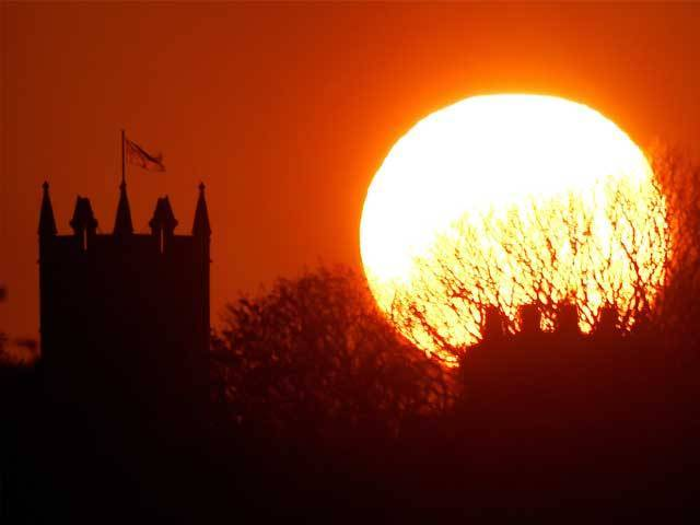 Current year could be the warmest year in history, report