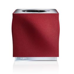 Naim Mu-So Qb Vibrant Red