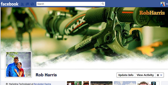 rob harris The Best Facebook Timeline Cover Designs