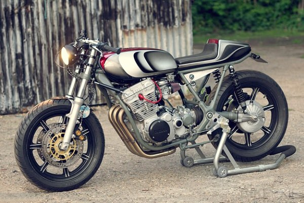 custom yamaha xs750 31 30 Beautifully Designed Motorcycles