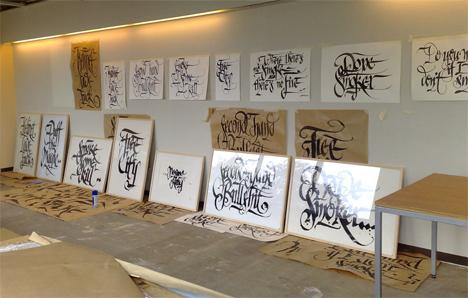 calligraffiti