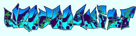 weburbanist wavy graffiti