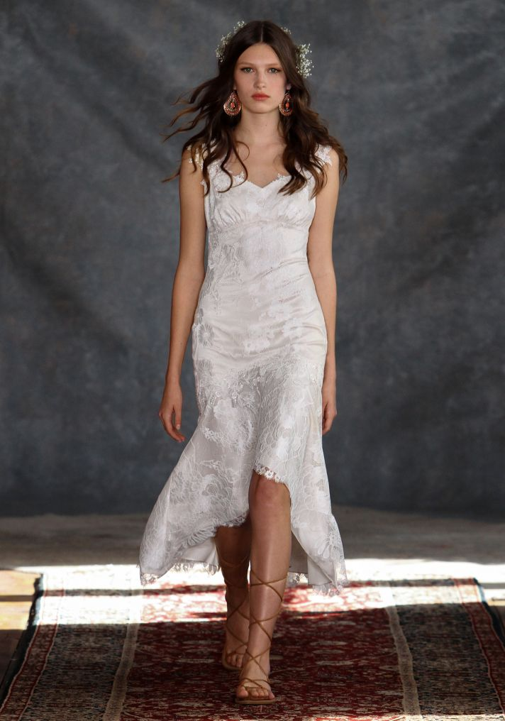 Amour Wedding Dress from Claire Pettibone s Romantique Collection