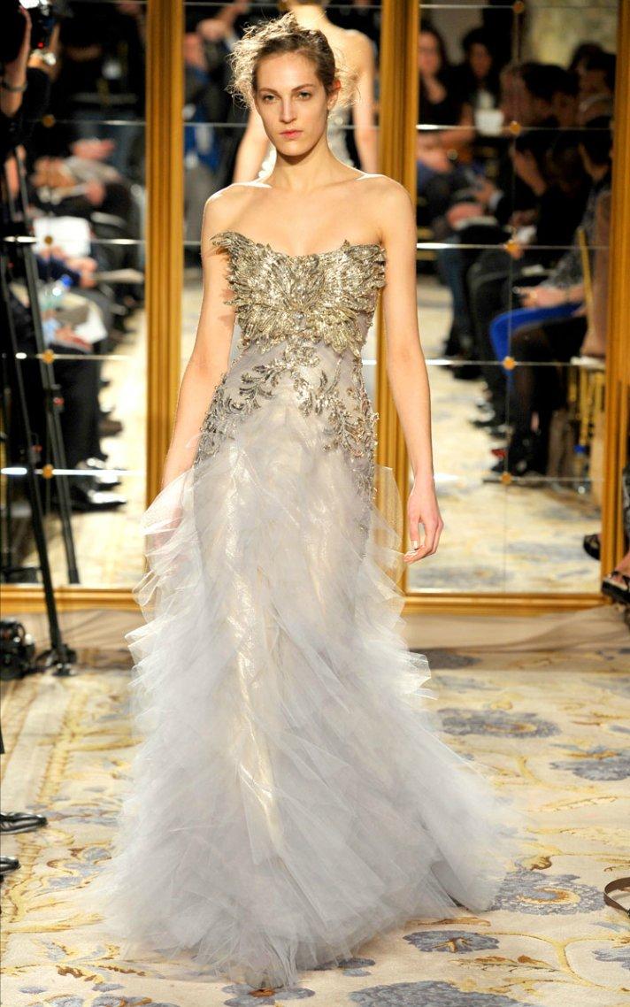 marchesa K XPP*qNw7jM marchesa wedding dress Marchesa Sequined Illusion Gown