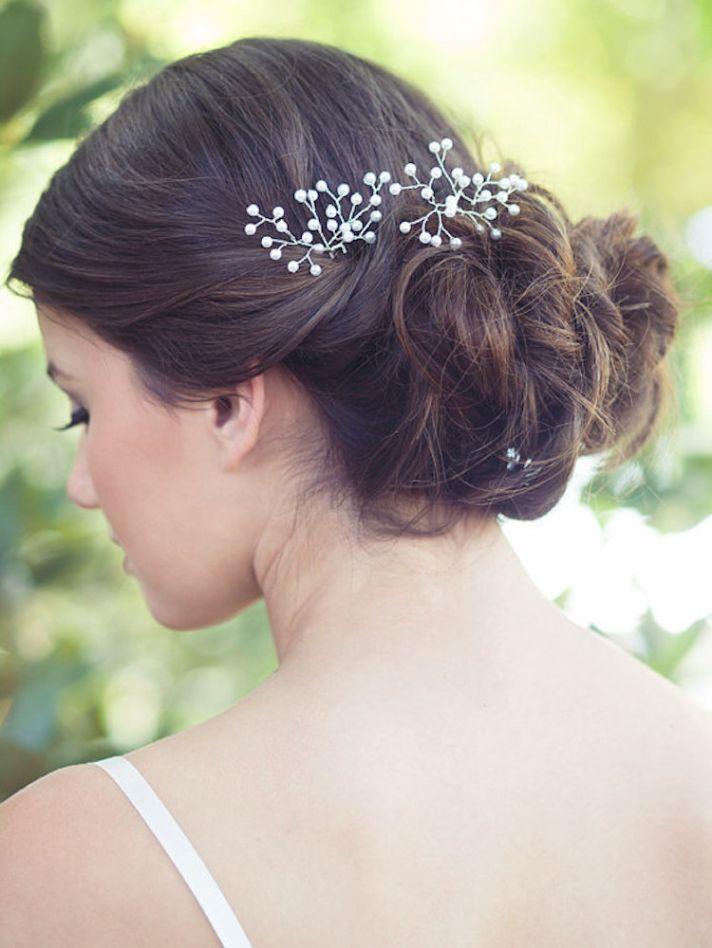 Bridal Hair Accessories We Love Crazyforus
