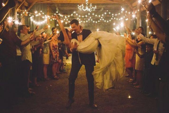 Fun Ideas to Create a Memorable Wedding Send Off crazyforus