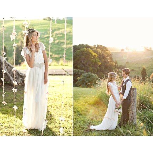 Medium Crop Of Casual Beach Wedding Dresses