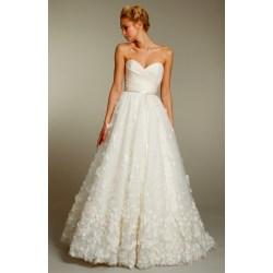 Small Crop Of Sweetheart Neckline Wedding Dress