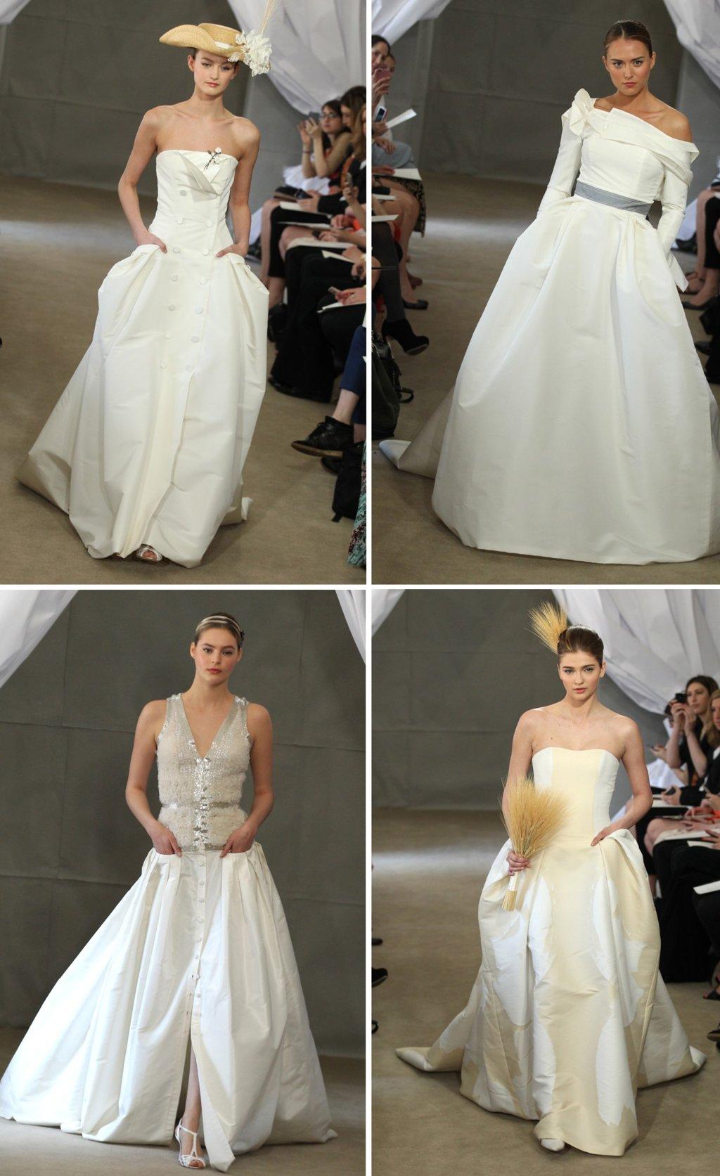 wedding dress trends pockets carolina herrera bridal gowns wedding dress with pockets wedding dress trends pockets carolina herrera bridal gowns