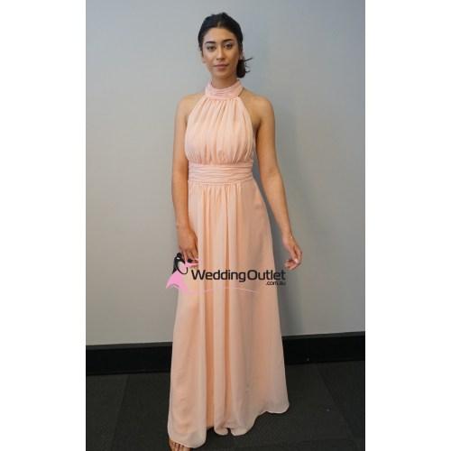 Medium Crop Of Peach Bridesmaid Dresses