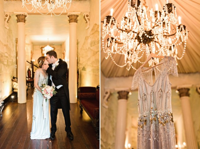Downton Abbey Wedding Inspiration Riverwood Mansion