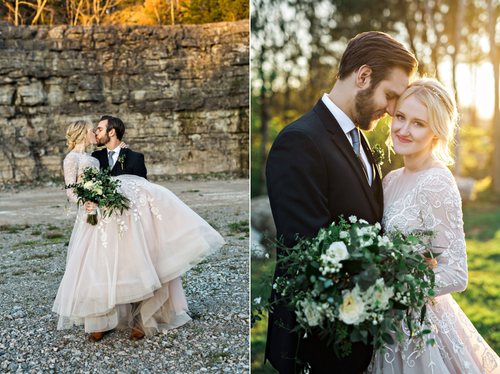 Graystone Quarry Wedding Photographer Nashville Weddings