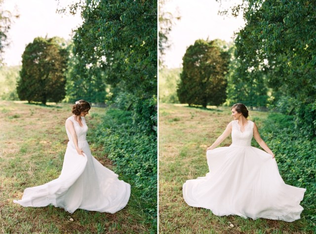 Fine Art Film Photographer North Carolina Weddings