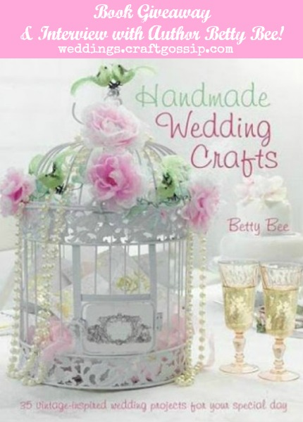 Handmade Wedding Crafts