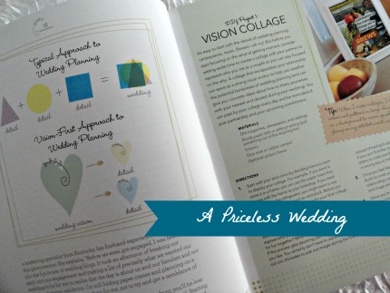 A Priceless Wedding - Vision Collage