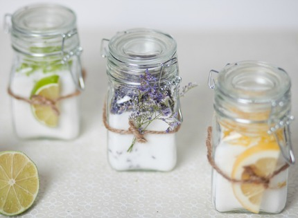 Infused Sugars via Sugar and Charm