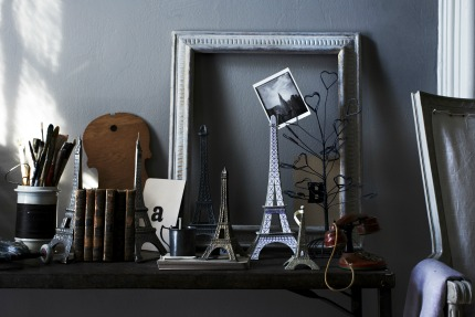 The Stuff of Life by Hilary Robertson Eiffel Tower