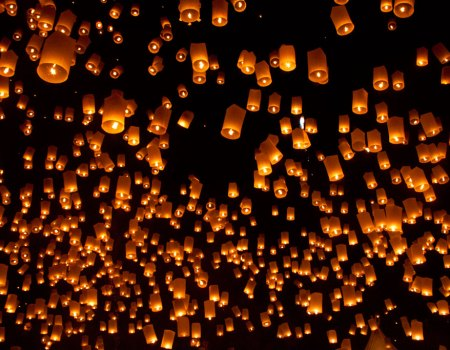 Flying-Lanterns