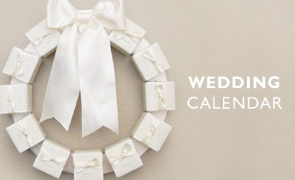 ... Ways To Make An Advent Calendar For Your Wedding Day DIY Weddings