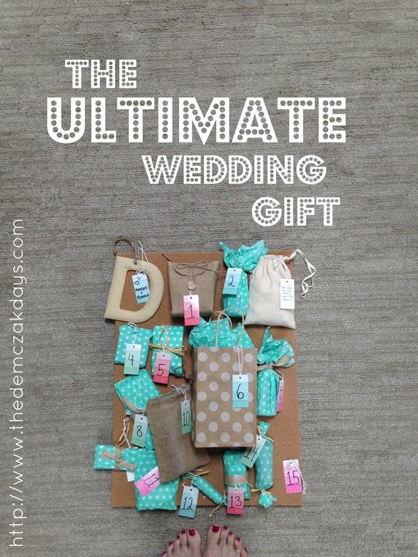 Wedding Gift Ideas Days Out : ... Ways To Make An Advent Calendar For Your Wedding DayDIY Weddings