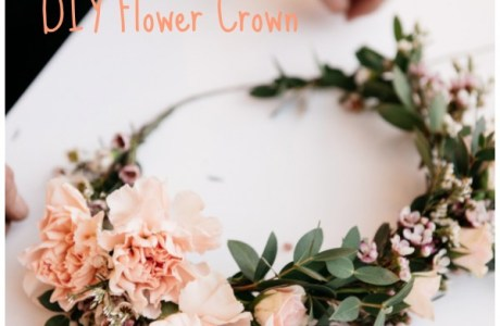 How To Make Your Own Flower Crown