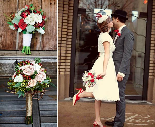 Partecipazioni Matrimonio Natalizio : Un matrimonio quot natalizio moda nozze forum