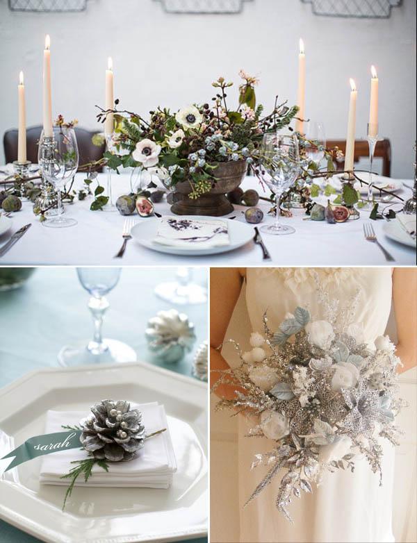 Matrimonio Natalizio Addobbi : Un matrimonio quot natalizio moda nozze forum