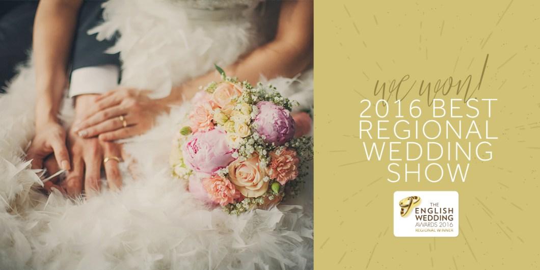 We Won - 2016 Best Regional Wedding Show
