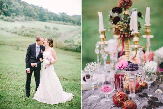 Два сердца: свадьба Ксении и Александра