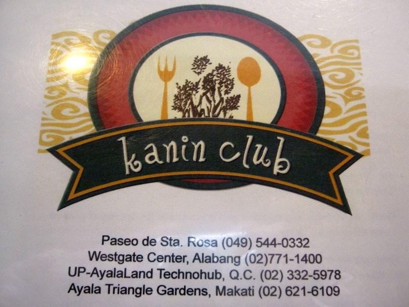 logo of kanin club