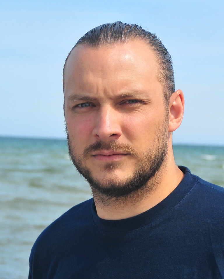 Fredrik Myhre i WWF (foto: WWF verdens naturfond)