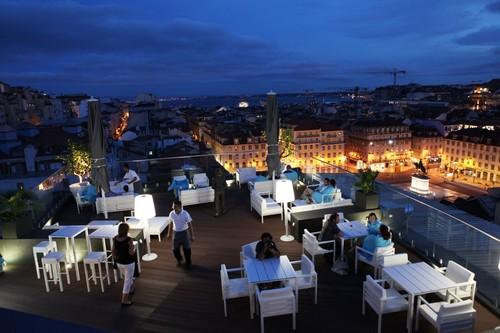 Les 10 plus belles terrasses avec vue sur Lisbonne