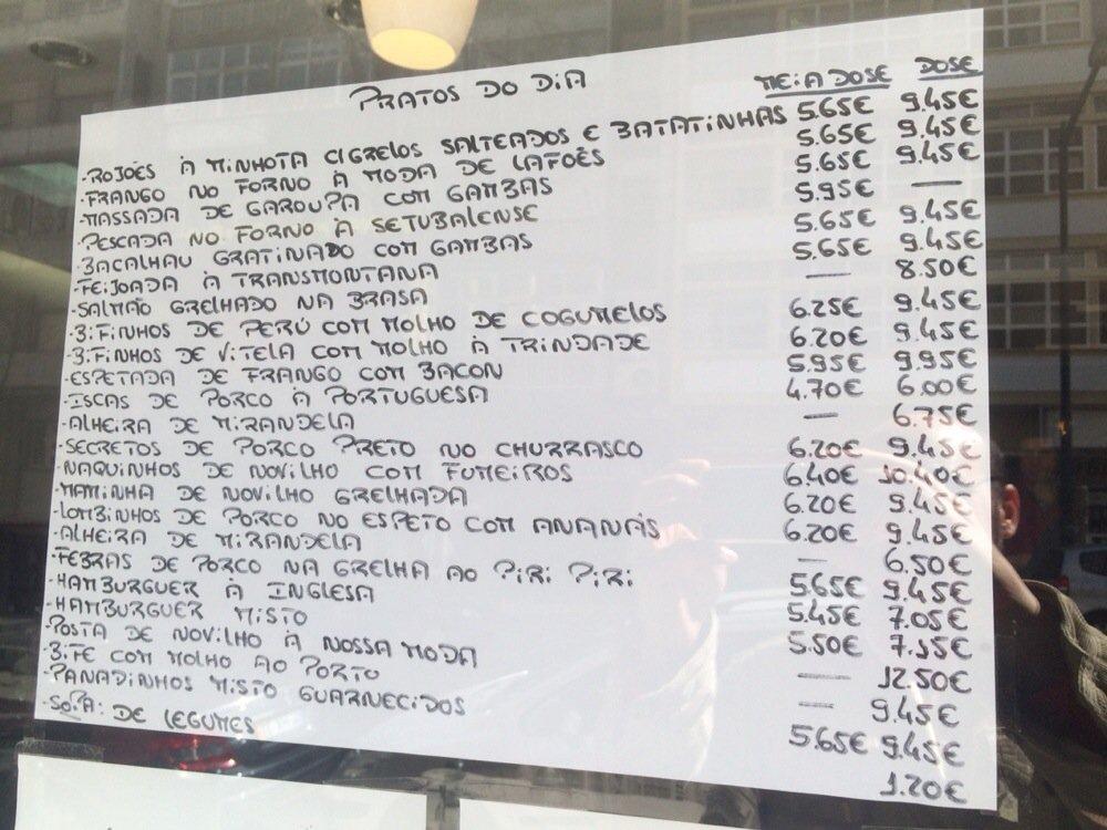 Restaurant à Lisbonne : où manger bon et pas cher ?