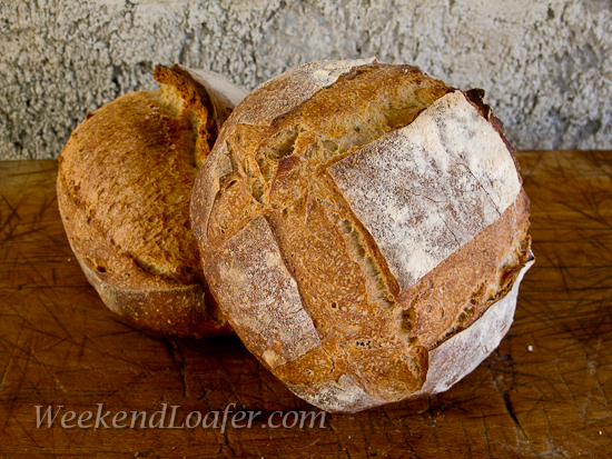 Paleo Pain de Campagne - Country French Bread