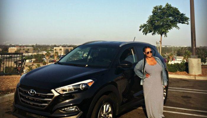 Makin Moves in the Hyundai Tucson