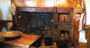 The Historic John Johnson Home in Hiram Ohio was important to LDS founder Joseph Smith