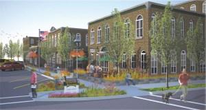 Buckeye Block Garrettsville Concept