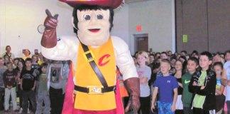 Cleveland Cavaliers visit Mantua