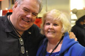 """Jerry O'Heir (Lenny in """"Middle Man"""" and Jerry Gergich on """"Parks & Recreation"""") at the Chicago Film Festival."""