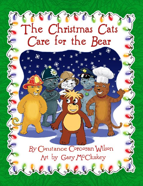 The Christmas Cats Care for the Beaar
