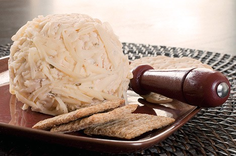 Onion Cheese Ball The Thanksgiving Table   Recipe Round Up